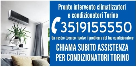 Assistenza Condizionatori e Climatizzatori Sinudyne Pianezza